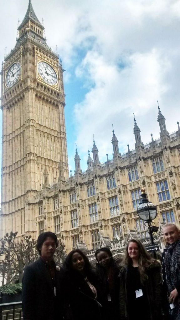 Trip to Parliament