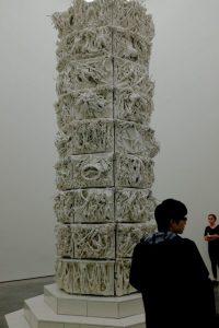 Art Trip to London sculpture