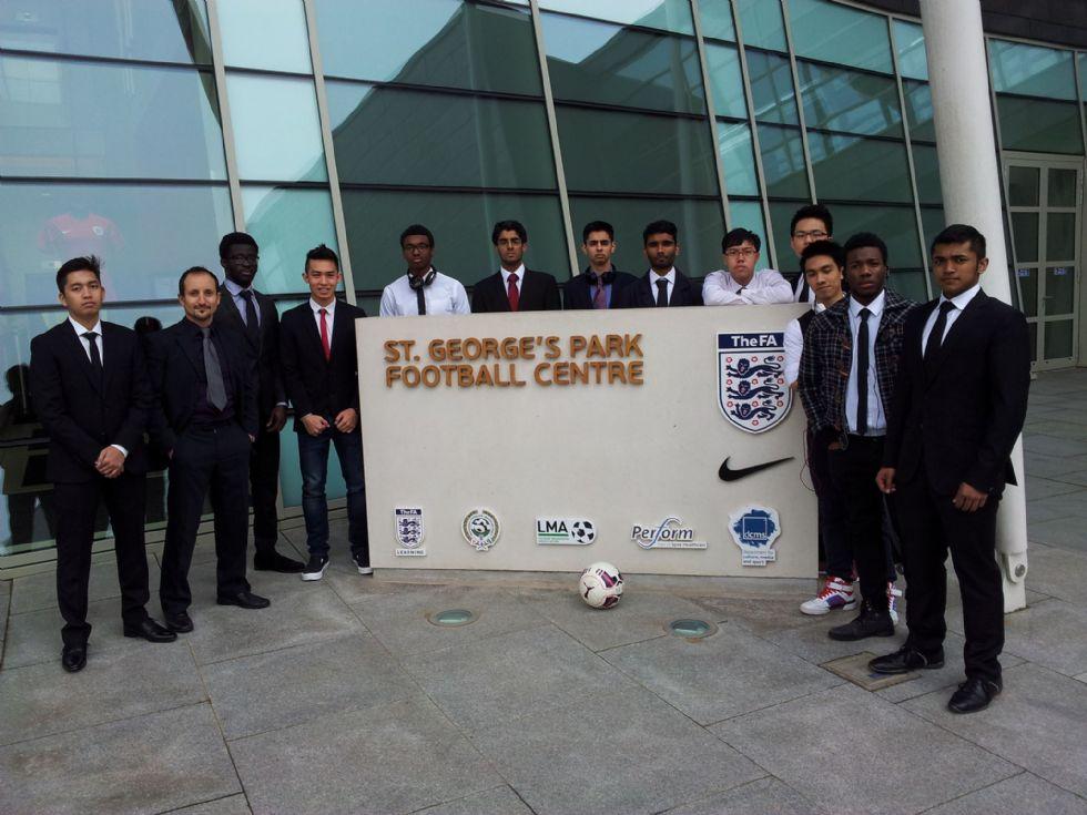 CTC Football team