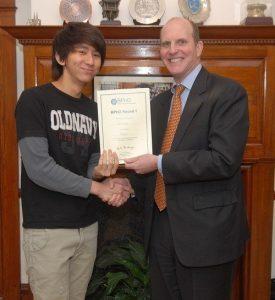 CTC-Physic-award