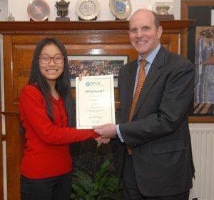 CTC-Physics-students-gain-award