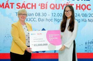 Do Thanh Thanh An scholarship award