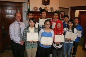 Principal scholar awards