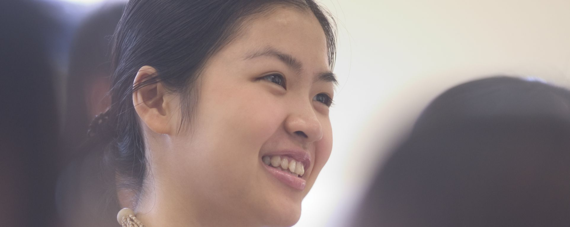 Female Asian Student