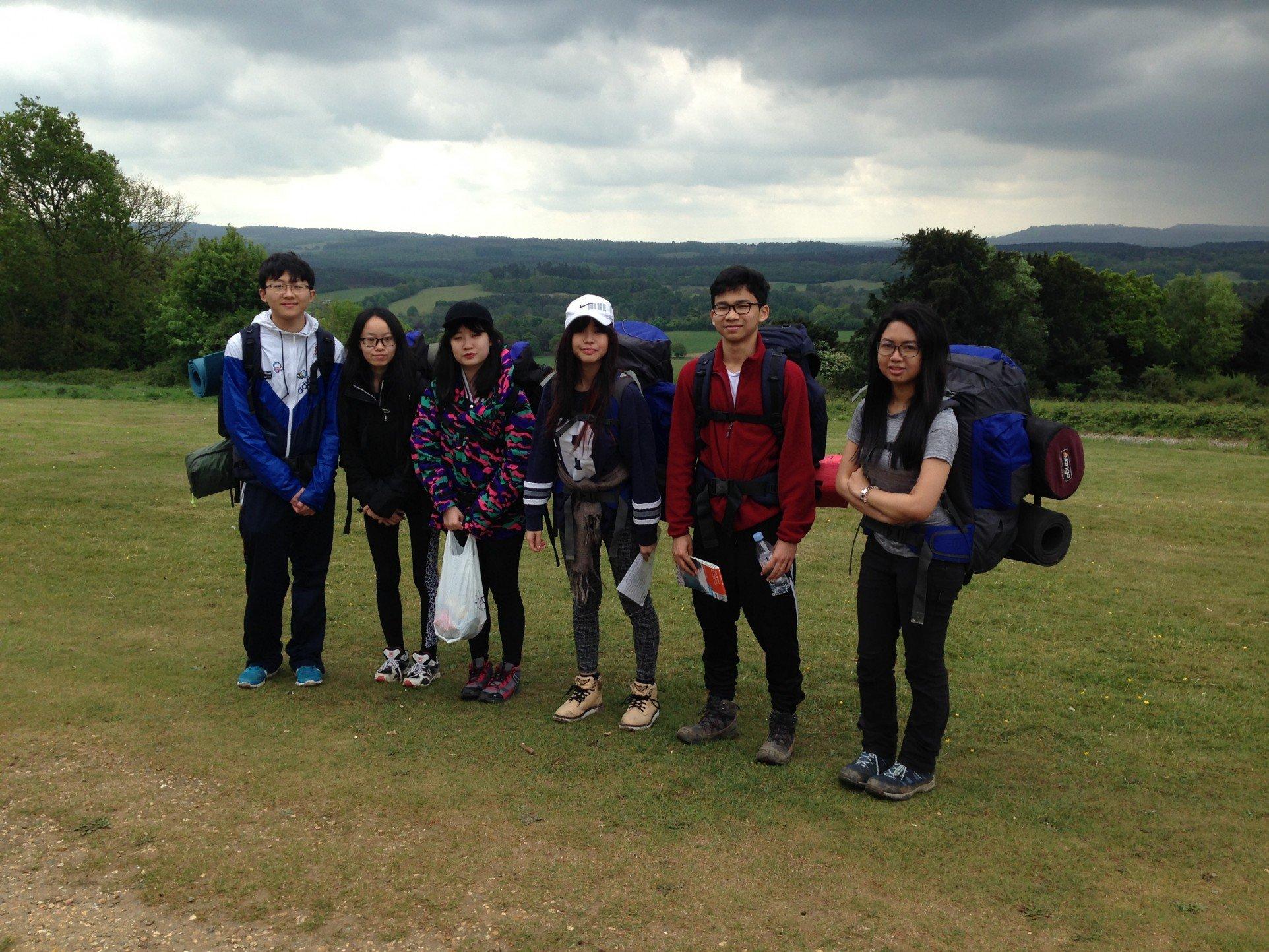 Duke Of Edinburgh Trip May 2017 Cambridge Tutors College